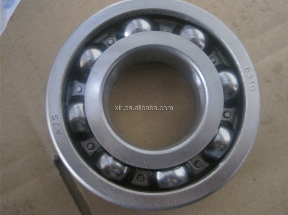 OEM deep groove ball bearing 6310 chrome steel bearing ABEC-1