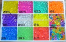Crystal Mud/ Water Beads /artificial soil for artificial plants
