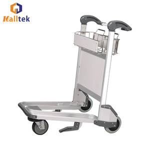 Airport trolley(baggage trolley,airport luggage trolley)