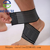 Outdoor sports winding ventilated ankle protect support strap bandage