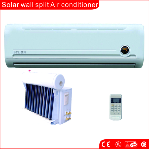 2017 New 24000BTU Solar power air conditioning Home soalr air conditioner