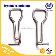 Weihui OEM lamp spring clip all kinds of spring