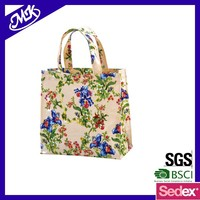 MK0409 PVC promotion tote bag
