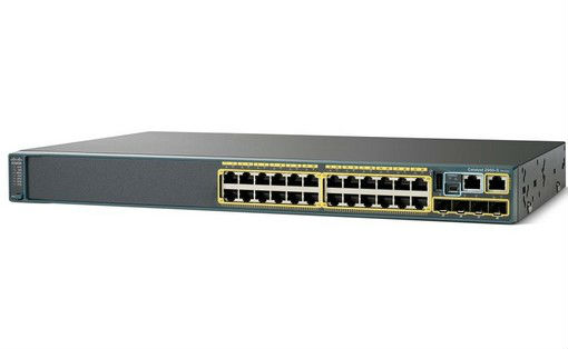 Hot sell cisco WS-C2960S-24TS-L switch