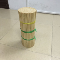 vietnam disposable natural High quality round bamboo stick for making agarbatti incense sticks