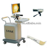 SW-3003 Infrared Mammary Gland Inspection Equipment Trolley Model Gynecology clinic equipment