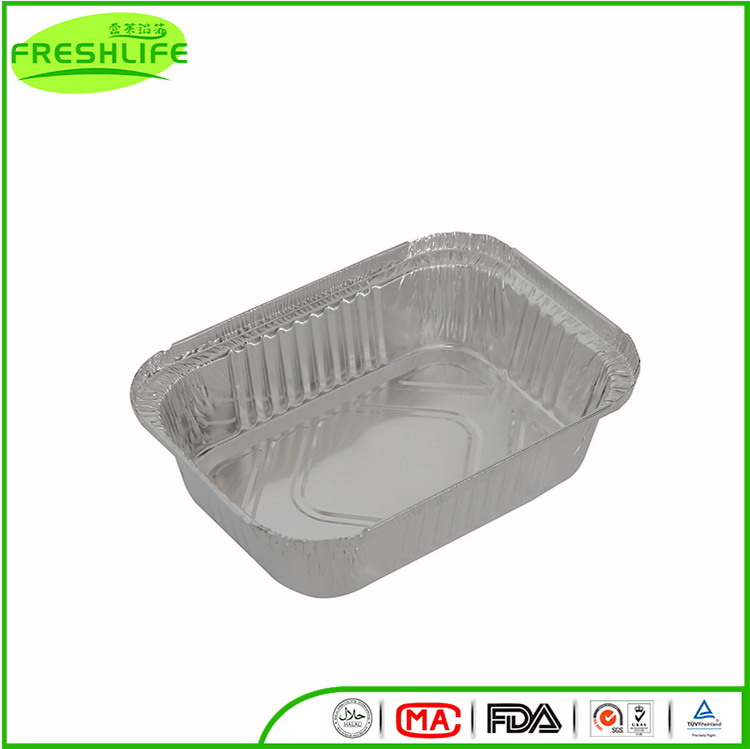 Direct Factory Price aluminum foil container cookware party tool aluminum foil tray