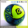Gold supplier china practice soccer ball and football training