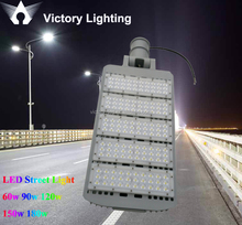 High Power 3 year warranty aluminium 180 pcs Lamp beads 180W outdoor led street light