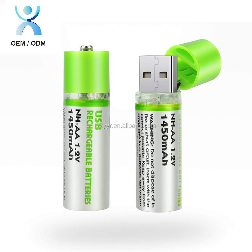 Polymer lithium battery Micro USB rechargeable battery