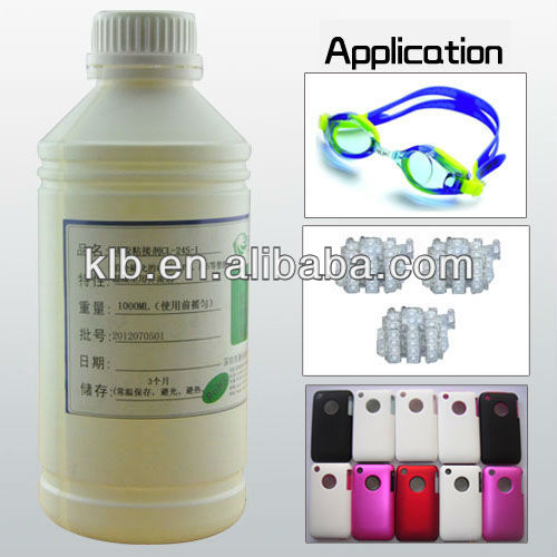 UV resistance silicone Medical adhesives