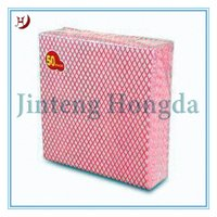 Disposable spunlace nonwoven baby wipes