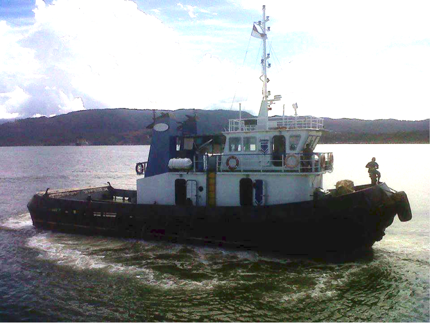 250 feet Tug & Barge for Charter