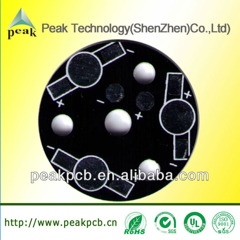 china car led pcb manufacturer made in P.R.C