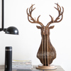 /product-detail/art-minds-wood-crafts-elegant-deer-head-table-decor-for-christmas-ornaments-2016-60538649193.html