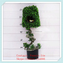 LF090443 Artificial boxwood plants/preserved boxwood topiary/fake topiary boxwood hedge