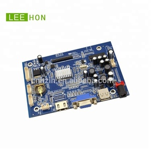 Industrial Grade universal lvds to usb hdmi VGA input tft lcd controller board driver board