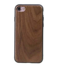 Natural Wood Mobile Phone Protective Case for iPhone 5 5s SE/6 6s/6 6s Plus