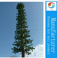 camouflaged Telecommunication pine tree steel monopole towers