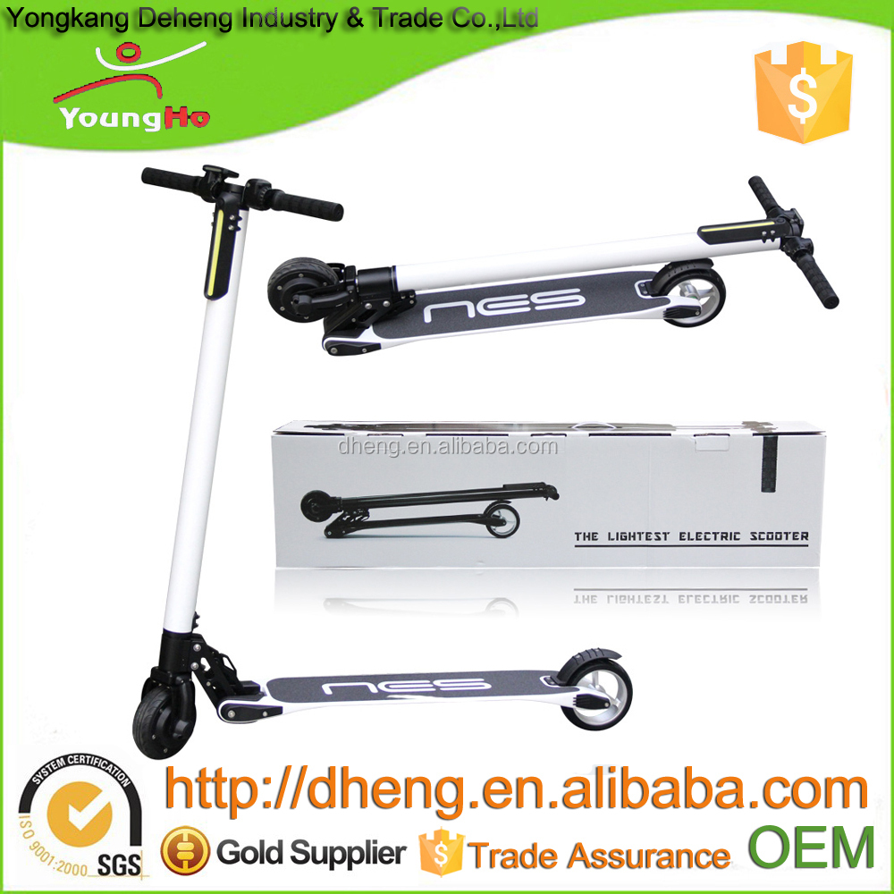 2016 Cheap Price Two Wheel Smart Balance Electric Scooter With 5inch Wheels High Torque Motor