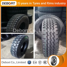 China Debort Good Performance Truck Tire 7.50r16