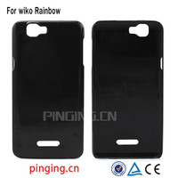 Pinjun Wholesale Hard Plastic PC Phone Cover Case for Wiko Rainbow