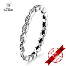High Quality Fancy Antique 925 Silver Finger Tail Ring Women Ring