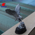 Polyresin high quality animal toys, polyester resin eagle toys