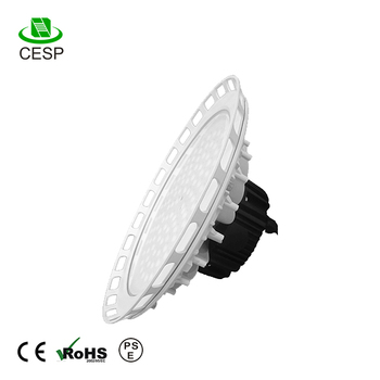 Die cast aluminum meanwell AC100V 110V 220V 230V IP65 water proof 220w led high bay light with loop