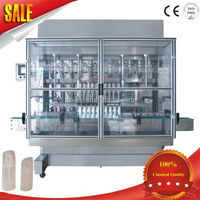 China Fluid Toning Hydrating Skin Perfecting Lotion Filling Machine