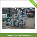 Small Scale Rice Milling machine WT-15B