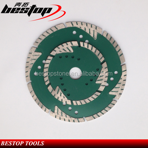 "7"" Diamond Saw Blade for Marble Diamond Cutting Tools"