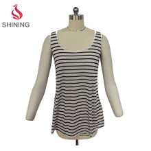 Latest design fashion ladies crop top and skirt dressy tunic tops plain crop tops wholesale