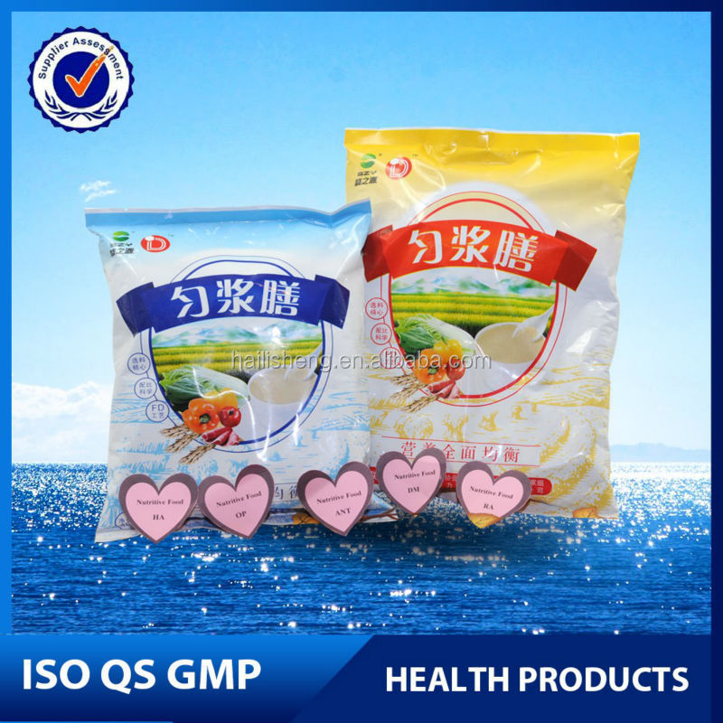 GMP,ISO,HACCP,QS homogenate diet OEM with protein