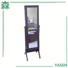 Yasen Houseware Decorating Ideas Jewelry Cabinet,Floor Standing Mirror Jewelry Cabinet,Dressing Room Cabinet Furniture