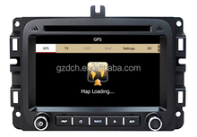 car dvd player with reversing camera for Dodge RAM 1500 (2014--) Jeep renegade (2015--) WS-8511