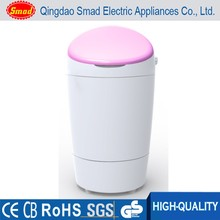 CE approvered 3kg mini portable washing machine