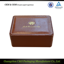 Sales Promotion Good Quality Retail Wooden Essential Oil Box
