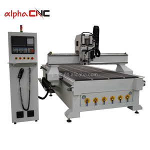 Alpha CNC Router-Knife Hybrid MACHINE tangential and oscillating knife tools tangential creasing tool cnc router