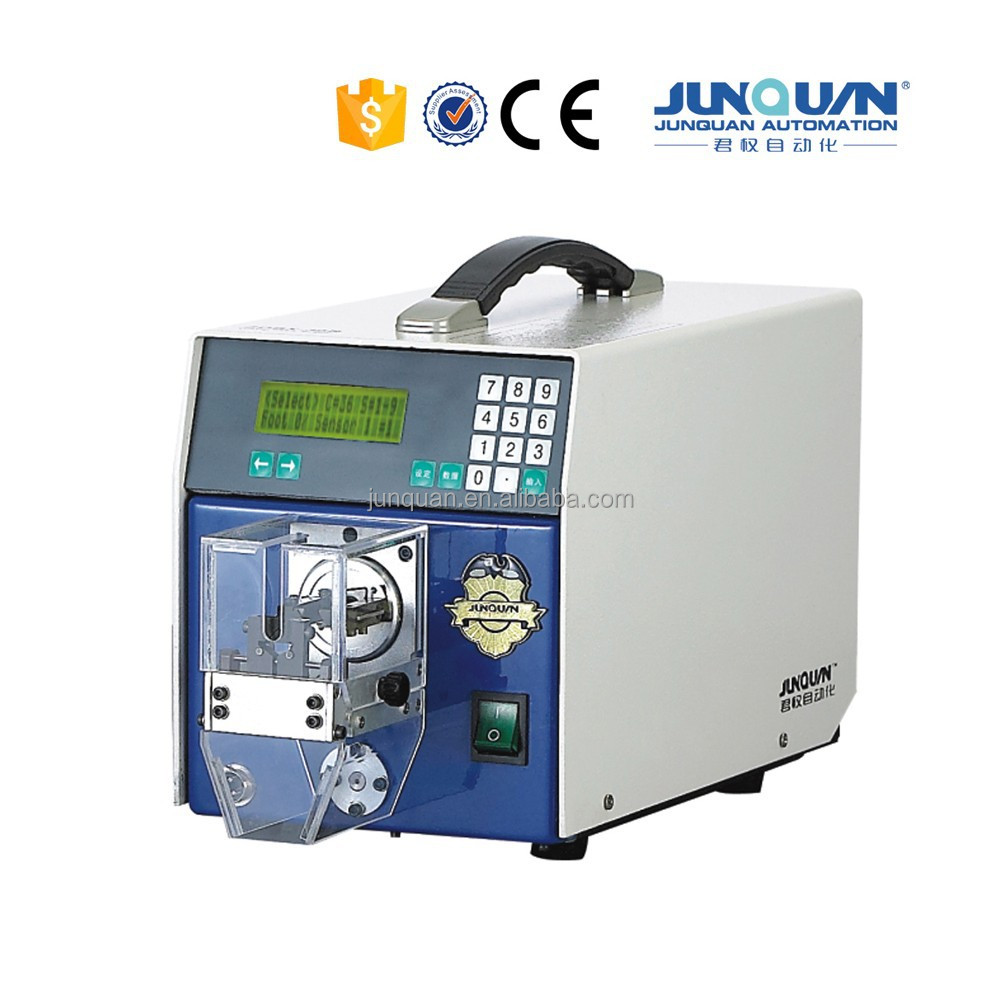 ZDBX-36R Automatic Coaxial Cable Wire Stripping Machine For Cable Diameter 0.81mm to 6.99mm
