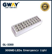 2835led 30 leds emergency light light with rechargeable battery
