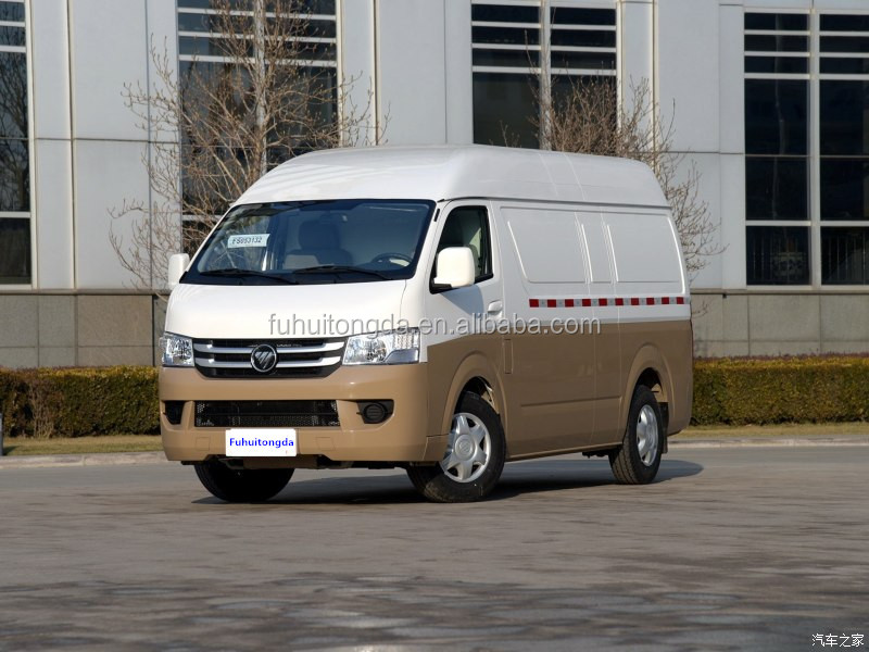 2015 Foton view G7 long shaft high roof minibus for sale