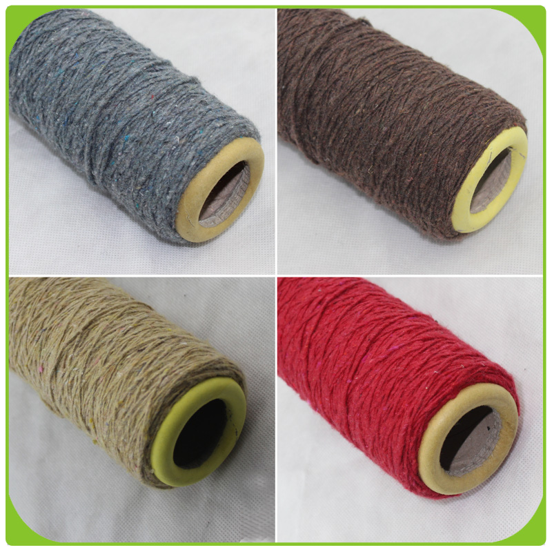 Wenzhou Manufatory Discount Blanket Carpet Recycled Yarn