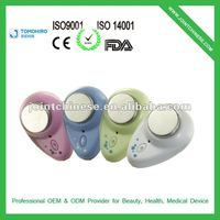 2012 Hot Sell New Style Egg Appearance Portable Ultrasonic Facial Cleaning Machine