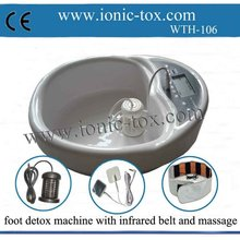 2018 hot selling battery operated foot spa for body detoxify