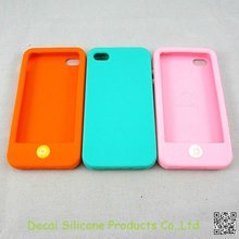 Silicone Case for iphone4/4s Lovely Gift Phone Protect Case