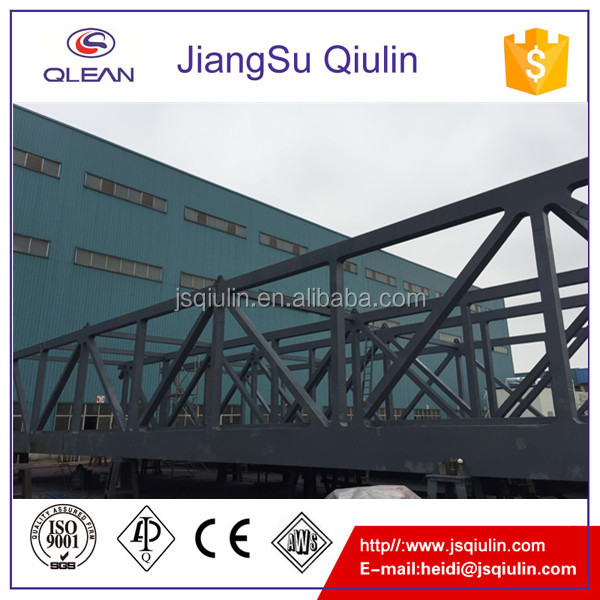 Prefabricated Heavy Steel Structure Frame