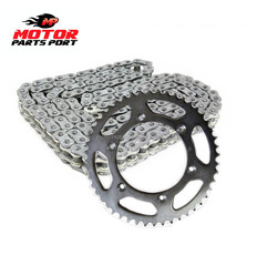 Chains and sprockets motorcycles for honda xr400