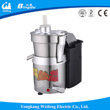 high efficiency commercial industrial juicer for apple carrot