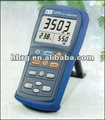 The dispersion type infrared carbon dioxide gas analyzer